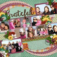 Layout using {Grateful} Digital Scrapbook Kit by Digilicious Design available at Sweet Shoppe Designs http://www.sweetshoppedesigns.com/sweetshoppe/product.php?productid=29517&page=1 #digiscrap #digitalscrapbooking #digiliciousdesign #grateful