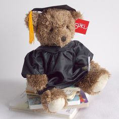 Personalised Suki Teddy Bear Kendall