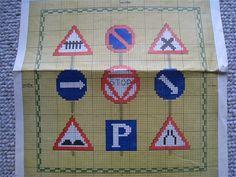 Mønstre og puder - www.bilpuden.dk