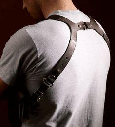 mens shoulder holster bag - Google Search