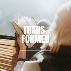 "Be Transformed! ""Do not conform to the pattern of this world, but be transformed by the renewing of your mind. Then you will be able to test and approve what God's will is—his good, pleasing and perfect will."" Romans 12:2 Charles Capps Monday at 4/3p CT on GEB."