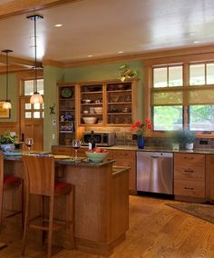 Craftsman Home craftsman-kitchen