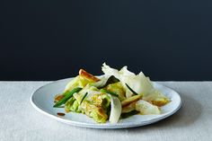 Grace Young's Stir-Fried Iceberg Lettuce - Genius Stir-Fry Recipes