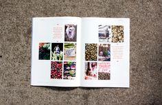 Wanderlust Magazine by Jessica Marak, via Behance
