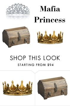 """Mafia Princess - Coroas, capítulo 5"" by carol-garcia-f on Polyvore featuring Dot & Bo e Bling Jewelry"