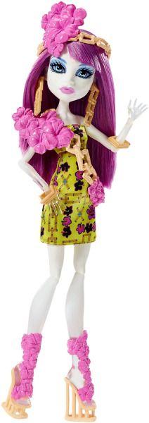 Monster High Ghouls' Getaway Spectra Vondergeist Doll.