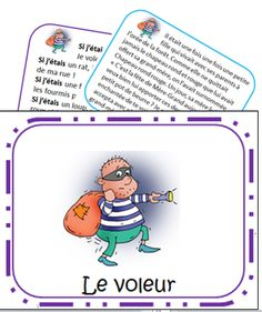 How to Teach Your Child to Read Learning Through Play, Kids Learning, Educational Activities, Activities For Kids, French Practice, Teachers Corner, French Classroom, Reading Games, Cycle 3