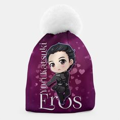 Yuri On Ice Eros Beanie