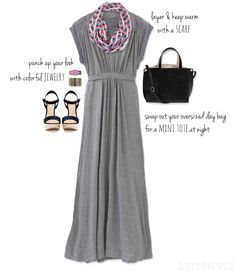 Casual Dressy Party look -