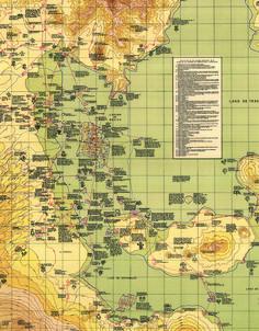 HISTORIA | Mapas y planos historicos - Page 5 - SkyscraperCity. Metromex