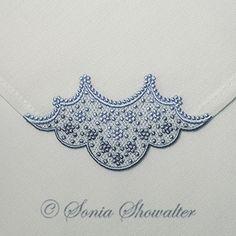 Elegant Texture Corner: Sonia Showalter