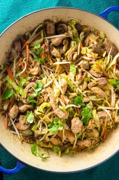 Moo Shu Stir Fry by