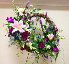 funeral flower arrangements   For Funeral St. Louis - Missouri Funeral Wreaths - St. Louis Funeral ...