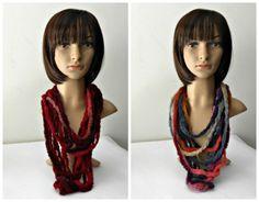 novità autunno/inverno 2016/2017 Wool necklace -neckwarmer Soon in my Etsy shop…