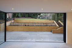 Ventana corredera de aluminio KELLER minimal windows® by KELLER                                                                                                                                                                                 Más