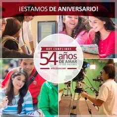 #FelizDíaUSMP | Nuestra alma mater cumple 54 años y lo celebramos con gran orgullo.