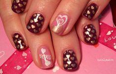 Valentines Day Nail Art | nail art
