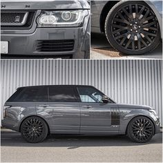 RS600 Wide Track by A Kahn Design #rangerover