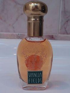 Coty Vanilla Fields Perfect Perfume .5 oz Splash 0.5  #Coty