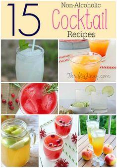 Non Alcoholic Cocktail Recipes