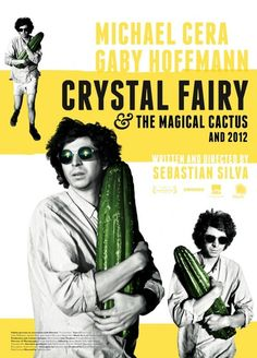 Crystal Fairy Movie Poster - Internet Movie Poster Awards Gallery