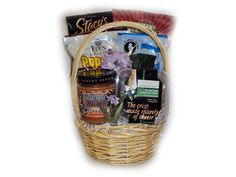 Diabetic golfer gift basket healthy gift basket for the golfer low sugar snack gift basket for diabetic negle Choice Image