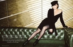 Лана Паррия для журнала Real Style.