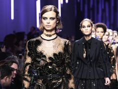 Fashion Week Paris Herbst/Winter 2017/18: Elie Saab