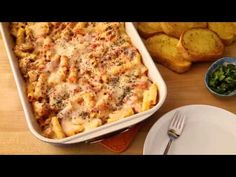 Pasta Recipes - How to Make Baked Ziti with Sausage - YouTube