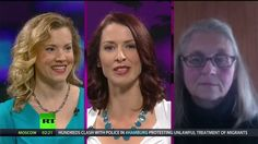 """RT America """"Breaking the Set"""" (Oct. 18, 2013): """"Getting to Know NSA Whistleblower Edward Snowden"""" (host: Abby Martin; co-guest: Coleen Rowley)"""