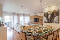 Apartamento Marcy Ricciardi  (Foto: Alessandro Guimaraes / divulgação), Salas, Rooms
