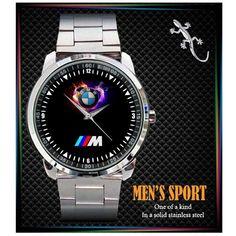 BMW M3 M Power LOGO MOTORRAD ANALOG SPORT METAL WATCH | Jewelry & Watches, Watches, Parts & Accessories, Wristwatches | eBay!