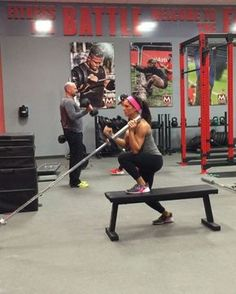 Maximize calorie burn with this combo! It takes some focus and coordination too