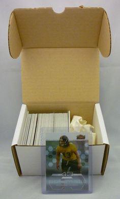 2003 Topps Finest Football Complete Set # 1-100 - Troy Polamalu Rookie Card! #PittsburghSteelers