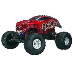 ﹩247.23. Traxxas 36094-1 1/10 Craniac RTR TQ 2.4 GHz Vehicle, Color May Vary   Color - Color May Vary, UPC - 020334360939, EAN - 0020334360939