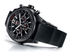 BREITLING FOR BENTLEY – BARNATO 42 MIDNIGHT CARBON CHRONOGRAPH