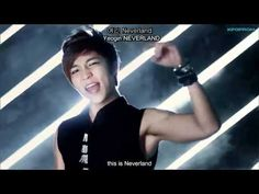 Anrai's song: Neverland, by UKISS