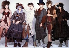 vivienne westwood witches photo shoot - Google Search