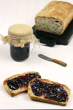 Blackberry Jam (Jamberry)  Jam for all those who sign up for a party!  Also all those who bring friends get entered in a drawing to win a Jamberrylicious door prize! And why not throw in some delicious  home made bread into the mix???