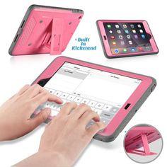 Hybrid Protective iPad Mini 2 Case , iPad Mini 3 Case