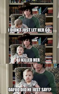 I think Judith and Maggie also had a hand in Killing Lori
