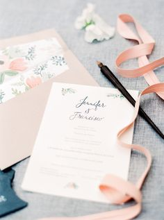 Photography: Brancoprata - http://www.stylemepretty.com/portfolio/brancoprata   Read More on SMP: http://www.stylemepretty.com/2015/12/15/summer-blush-peach-wedding-in-portugal/