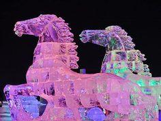 ICE HORSES