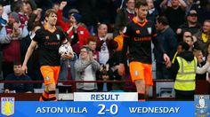 Villa 2-0 Wedny