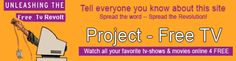 Project Free Tv | Watch Tv Shows Online for Free