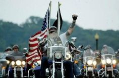 BADASSES!!!!  Patriot bikers to protect Maya Angelou's funeral from Westboro Baptist protest