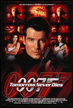 Michelle Yeoh, All James Bond Movies, James Bond Movie Posters, Sean Connery, David Arnold, Jonathan Pryce, Image Internet, Capas Dvd, Bond Series