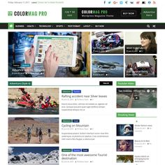 ColorMag pro- best wordpress magazine themes