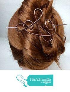 Unique Copper Hair Clips Hair Stick Hair Barrette Hair Slide Hair Accessories from wandahandmade https://www.amazon.com/dp/B01H4IXXWM/ref=hnd_sw_r_pi_dp_0c6Axb5ZGKQK0 #handmadeatamazon