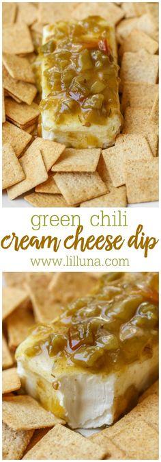 Green Chili Cream Ch
